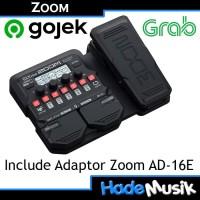 Multi Efek Gitar Zoom G1X FOUR