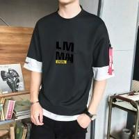 KAOS HOODIE T-SHIRT IMPORT PRIA KOREA ORIGINAL M-XXXL/3XL D2