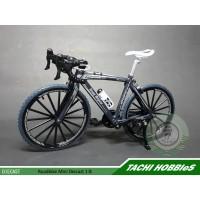 Sepeda Balap Roadbike Mini Diecast 1:8