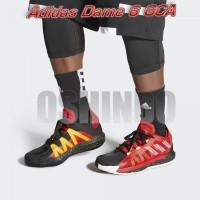 Sepatu Basket Adidas Dame 6 GCA Damian Lillard Asli Original