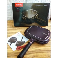 Happy Call Titanium Standard Double Pan 28 cm