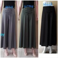 Rok celana panjang wanita. rok celana kulot muslim terbaru
