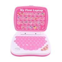 Laptop Mainan Anak Indonesian & English Learning