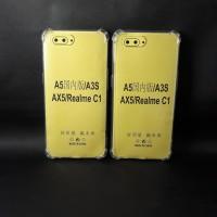 SOFT CASE ANTI CRACK JELLY OPPO A3S / REALME C1