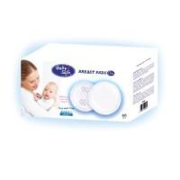BABYSAFE Breast Pad Slim isi 60pcs Penyerap ASI Breastpad Baby Safe