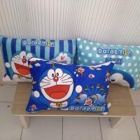 Bantal Guling Doraemon printing Jumbo Soft Yelvo