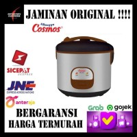 Cosmos CRJ 9301 – Magic Com / Rice Cooker 2 Liter Stainless Steel