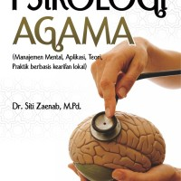 Buku Psikologi Agama