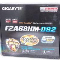 MotherBoard GIGABYTE GA-F2A68HM-DS2 top stuff
