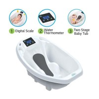 Aqua Scale 3 In 1 Baby Bath Bak Mandi Bayi Dilengkapi Timbangan