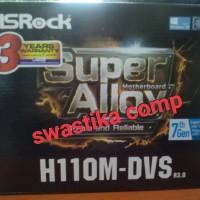 MB Asrock H110M DVS R3.0 sparepart