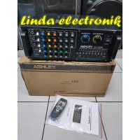 Ampli Ashley ka6500 ORYGINAL KEY CONTROL amplifier Ashley ka 6500