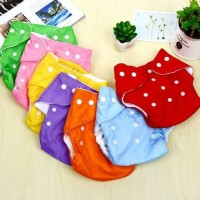 Tseloop-POPOK Bayi Kain Kancing Cloth Diaper Clodi Bayi Dapat Dicuci