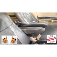 Amrest Xpander universal Arm Rest Polos set sepasang bisa dibungkus