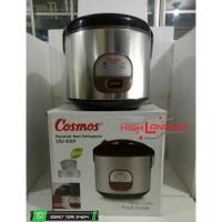 Penanak Nasi Magic Com Cosmos Crj 9301 Rice Cooker 2 Liter Stainless