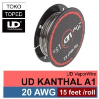 Authentic UD Kantal A1 Wire 20 AWG   0.70mm   kawat khantal coil