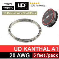 Authentic UD Kantal A1 Wire 20 AWG   Small Pack 5 Feet khantal coil