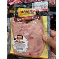 PORK SMOKED HAM - MAMAS Ham Babi Asap