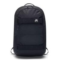 Original 100% Tas Nike SB Courthouse Backpack Bag Black BA5305-010