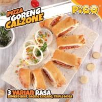 Calzone Pizza Goreng Jumbo   Pigo Isi 2