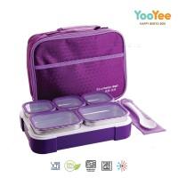 Kotak Makan Yooyee Stainless #629