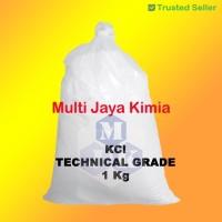 Potassium Chloride / KCl / Kalium Klorida TEKNIS 1Kg