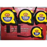 Meteran Rol ATS 3 5 7,5 10 m ATS Magnet Karet Autolock - Meter Roll