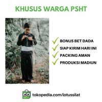 Baju Silat Sakral Warga PSHT SH terate