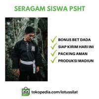 Baju Seragam Silat Sakral Siswa PSHT SH Terate Grosir Model Tali
