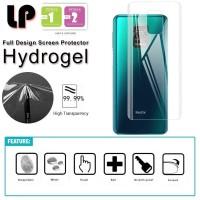 LP Hydrogel Back Guard Xiaomi RedMi Note 9 Pro - Antigores Belakang