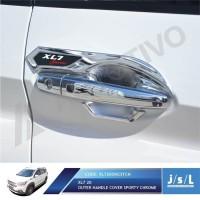 Outer Handle Cover Mangkok XL7 Chrome
