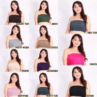 STAYL Original- Kemben Jumbo Wanita Full Karet Adem LD 100 - 130 Rayon