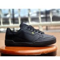 sepatu sport adidas continental 80s fullblack / sneakers sekolah hitam