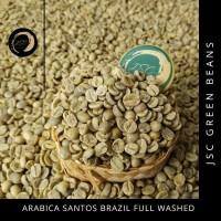 JSC Green beans - Arabica Brazil Cerrado Full Washed