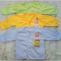 KINARA Baju Bayi Lengan Panjang SNI (0-6 bln)