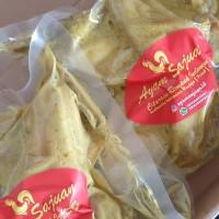 Ayam Sajuan - Asin, Kuning