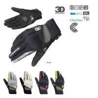 Sarung Tangan Gloves Komine GK 163 Full Finger Touch Screen