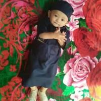 Gamis bayi laki-laki baju muslim bayi laki-laki