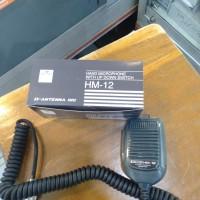 Hand mic D antena HM12 8pin untuk ssb icom ic718