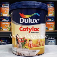 Cat Tembok Interior DULUX CATYLAC 5 KG - Warna Standar