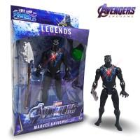 Action Figure Avenger Black Panther Wakanda Forever Avangers