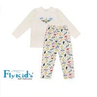 Piyama Anak Laki Flykids Pakaian dalam FKP 3211