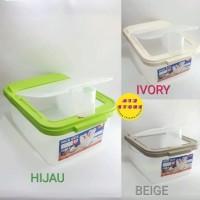 Rice box 10kg tempat beras asvita
