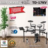 Drum Elektrik Roland TD-17KV + Rack MDS-4V / TD17KV / TD17-KV / TD17