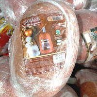 Daging Kebab Sahara Premium 2kg Tanpa Tiang