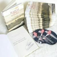 Buku Badai Pasti Berlalu FREE DVD&TTD ASLI CANDRA PUTRA NEGARA