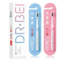 Xiaomi Dr Bei Pasteurized Toothbrush Super Soft Hair Sikat Gigi Xiaomi