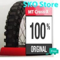 Ban Luar Motor 100/100 R18 Tubetype Corsa MT Cross X