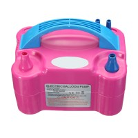 Tui 600W High Power Portable Electric Balloon Pump Two Nozzles
