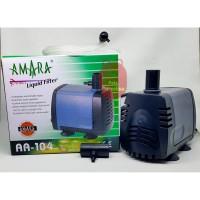 Water Pump Pompa Aquarium / Kolam Amara AA 104